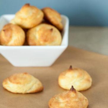 Eine selbstgemachte Beilage zum festlichen Essen: Herzoginnenkartoffeln