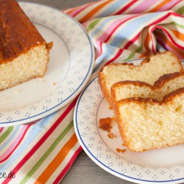 Kuchen mit Angeberpotenzial: Joghurtkuchen