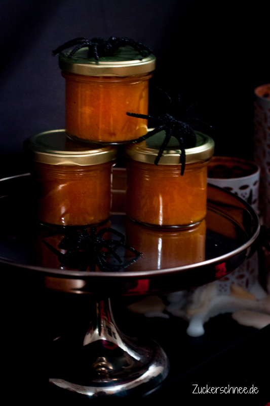 Kürbis-Apfelmarmelade-3