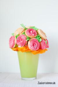 Zuckerschnee.de: Cupcake Blumenstrauß