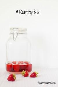 Zuckerschnee: Rumtopf