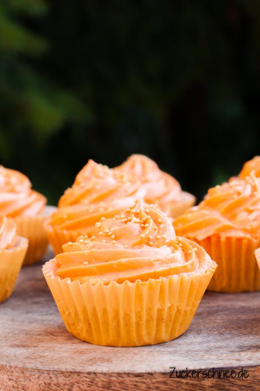 Bananen Bier Cupcakes