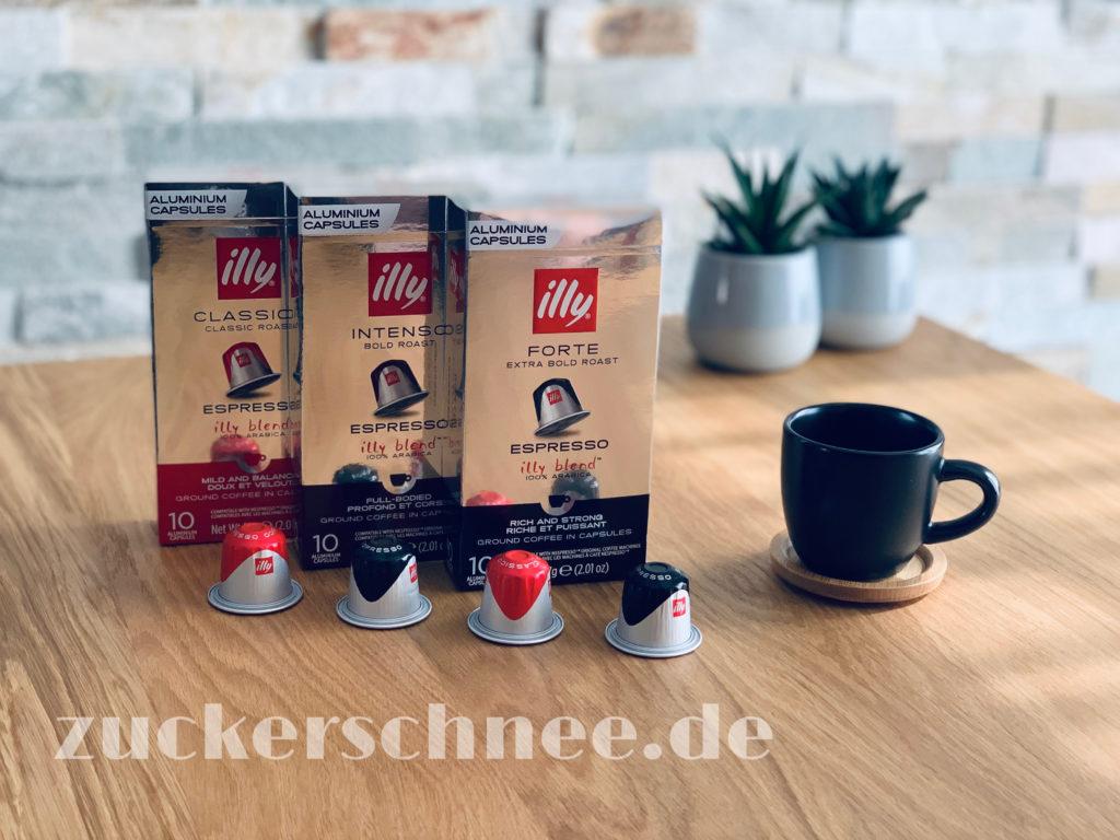 illy Nespresso Kapseln