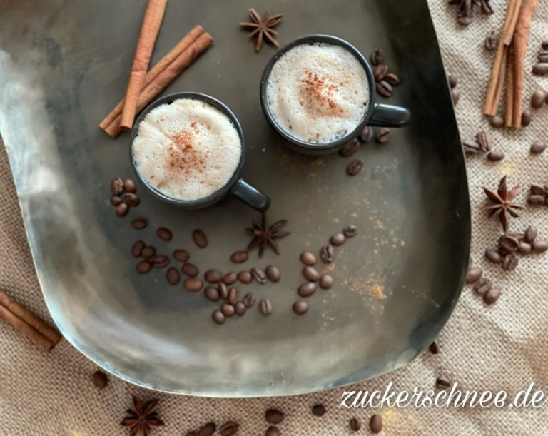 Weihnachtskaffee Rezept