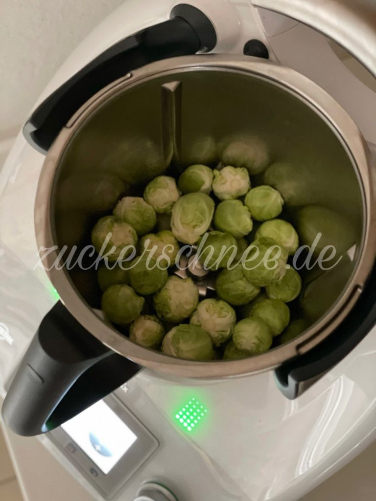 Rosenkohlsuppe Thermomix